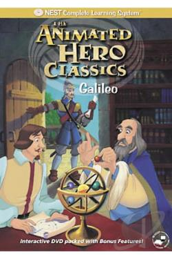 Animated Hero Classics- Galileo DVD Cover Art