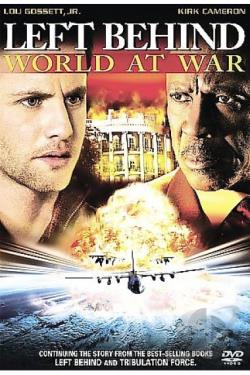 Left Behind - World at War DVD Cover Art