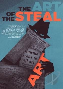 Art of the Steal DVD Cover Art