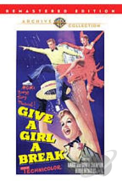 Give a Girl a Break DVD Cover Art