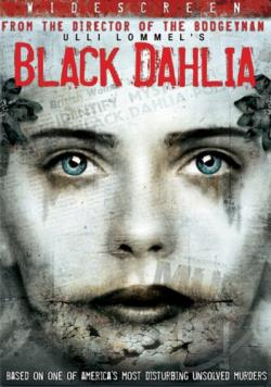 Ulli Lommel's Black Dahlia DVD Cover Art