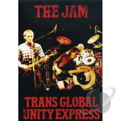 Jam, The - Trans Global Unity Express DVD Cover Art