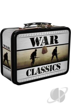 War Classics: Crusade In the Pacific - Collectable Tin With Handle DVD Cover Art