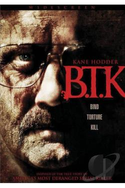 B.T.K. DVD Cover Art