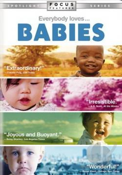 Babies DVD Cover Art