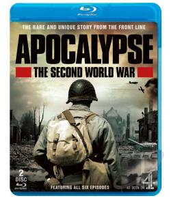 Apocalypse: The Second World War BRAY Cover Art
