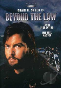 Beyond the Law DVD Cover Art