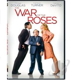 War of the Roses DVD Cover Art