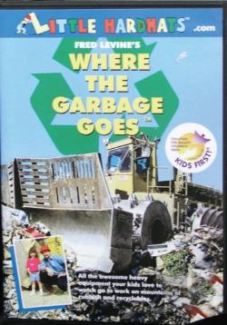 Where The Garbage Goes DVD Cover Art