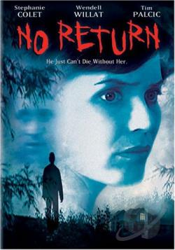 No Return DVD Cover Art