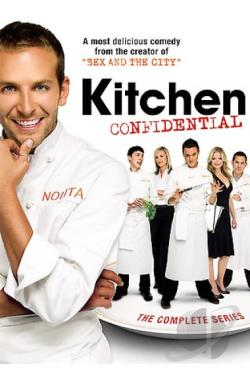 Kitchen Confidential - The Complete Series DVD Cover Art