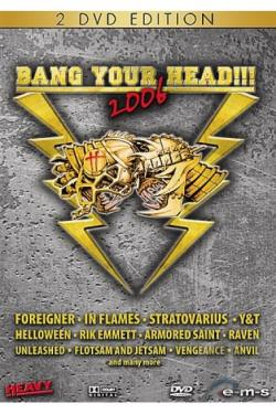 Bang Your Head Festival!!! 2006 DVD Cover Art