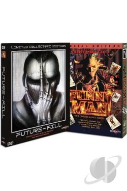 Demonic Splatter Fest - Future-Kill/Funny Man DVD Cover Art