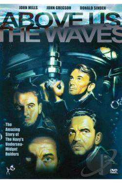 Above Us the Waves DVD Cover Art