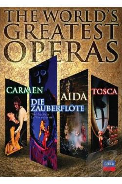 World's Greatest Operas DVD Cover Art