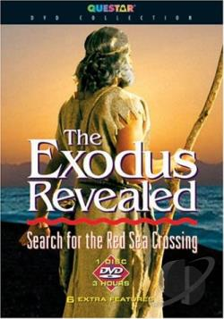 Exodus Revealed DVD Cover Art