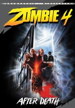 Zombie 4: After Death DVD Cover Art
