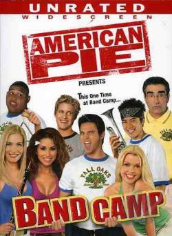 American Pie Presents: Band Camp DVD Cover Art