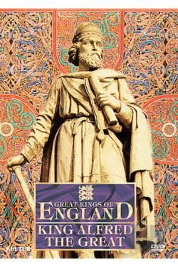 Alfred The Great DVD Cover Art