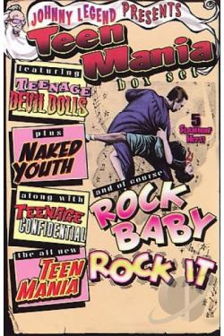 Teen Mania DVD Cover Art