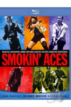 Smokin' Aces BRAY Cover Art