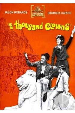 Thousand Clowns DVD Cover Art