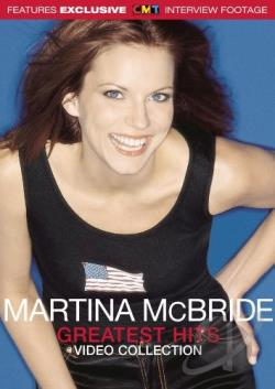 Martina McBride - Greatest Hits: Video Collection DVD Cover Art