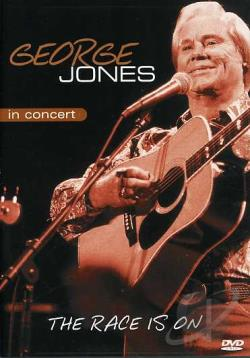 George Jones: The Race Is On DVD Cover Art
