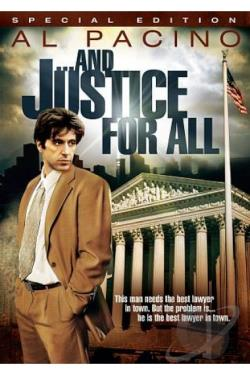 And Justice for All DVD Cover Art