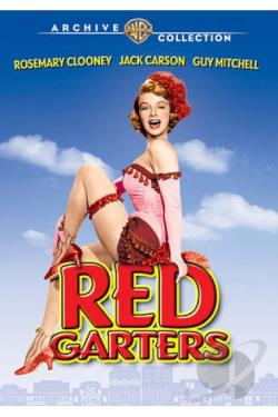 Red Garters DVD Cover Art