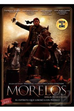 Morelos DVD Cover Art