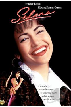 Selena DVD Cover Art