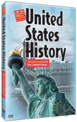 U.S. History : Reconstruction Of The United States DVD Cover Art