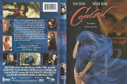Control DVD Cover Art