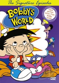 Bobby's World - The Signature Episodes DVD Cover Art