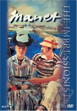 Impressionists: Manet DVD Cover Art