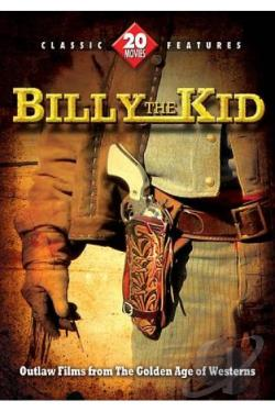 Billy The Kid 20-Movie Pack DVD Cover Art