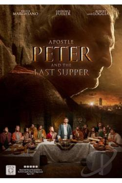 Apostle Peter and the Last Supper DVD Cover Art