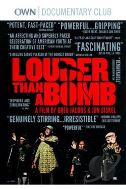 Louder Than a Bomb DVD Cover Art