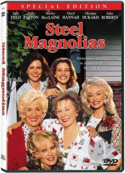 Steel Magnolias DVD Cover Art