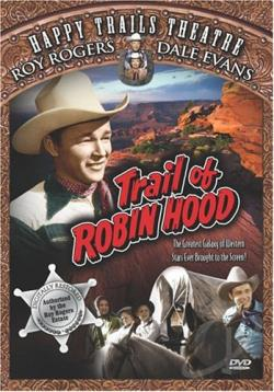 Trail Of Robin Hood DVD Cover Art