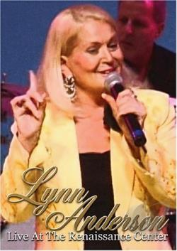 Lynn Anderson - Live at the Renaissance Center DVD Cover Art