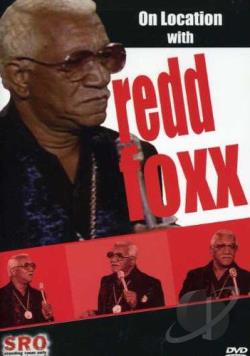On Location with Redd Foxx DVD Cover Art