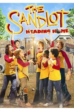 Sandlot: Heading Home DVD Cover Art