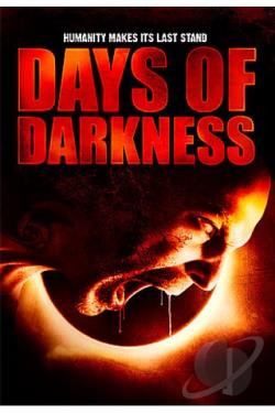 Days of Darkness DVD Cover Art