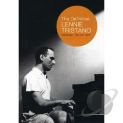 Lennie Tristano - The Copenhagen Concert DVD Cover Art
