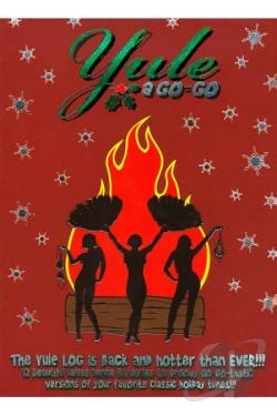 Yule A Go-Go DVD Cover Art