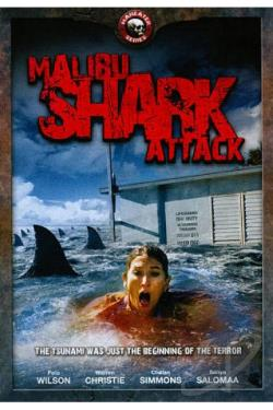 Malibu Shark Attack DVD Cover Art