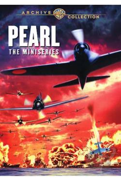 Pearl: The Miniseries DVD Cover Art