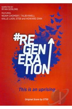 #ReGeneration DVD Cover Art